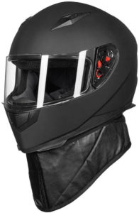ilm full face motorcycle street bike helmet review