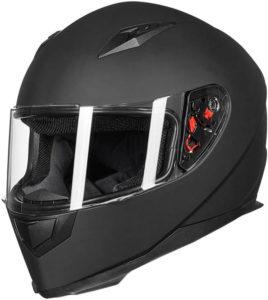 ILM Full Face Street Bike Helmet Review