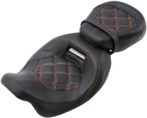 best harley davidson seat for tall riders