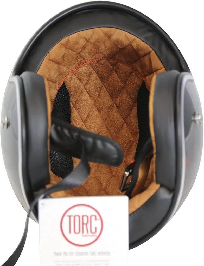 torc helmet review t50