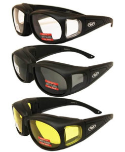 motorcycle goggles that fit over prescription glasses