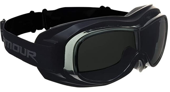 motorcycle goggles for glasses wearers