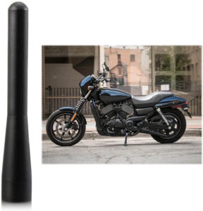 best short antenna for Harley Davidson