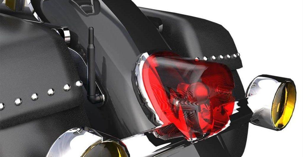 best hidden radio antenna for motorcycle fairing