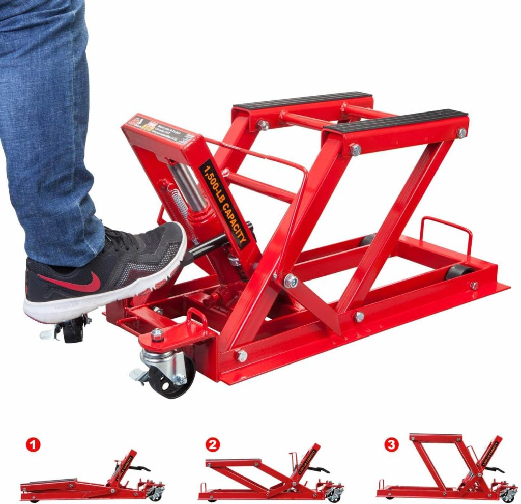 best motorcycle lift stand