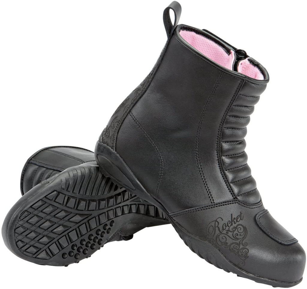 what are the best boots for women motorcycle riders?