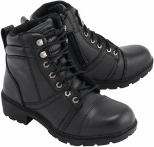 best motorcycle boots for short women riders
