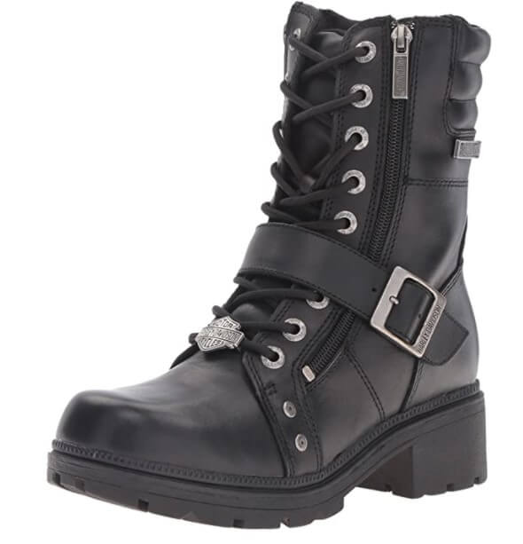 best motorcycle boots for small women