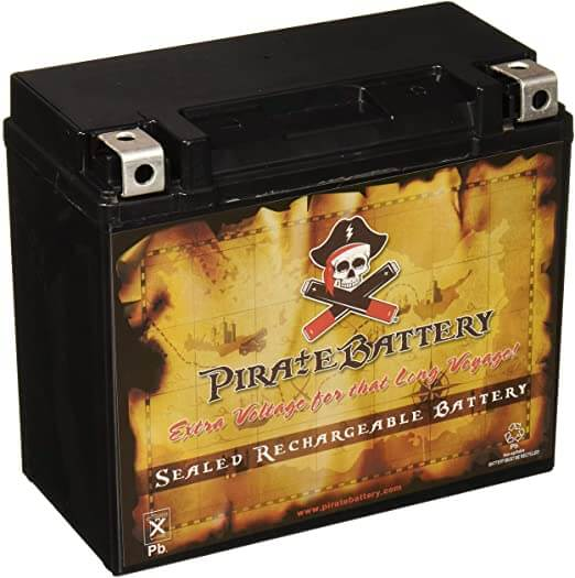 best harley replacement battery