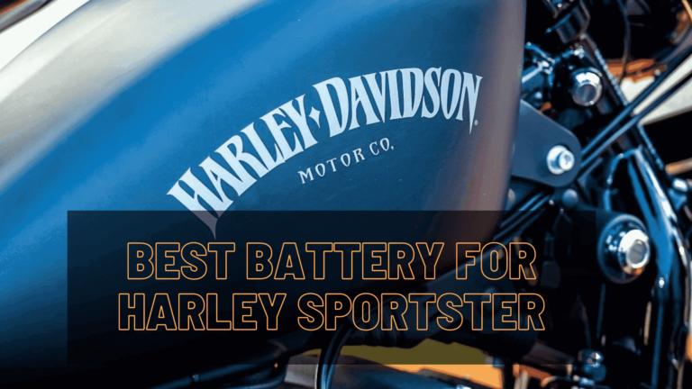 Best Battery for Harley Sportster