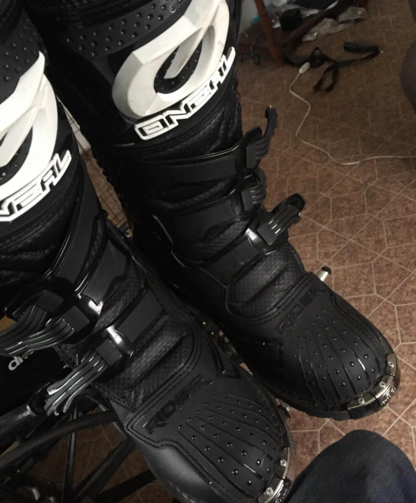 O'Neal 0325-111 Rider Boot review