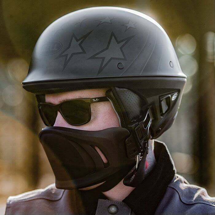 bell rogue motorcycle helmet Review