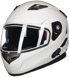 best motorcycle helmet for glasses