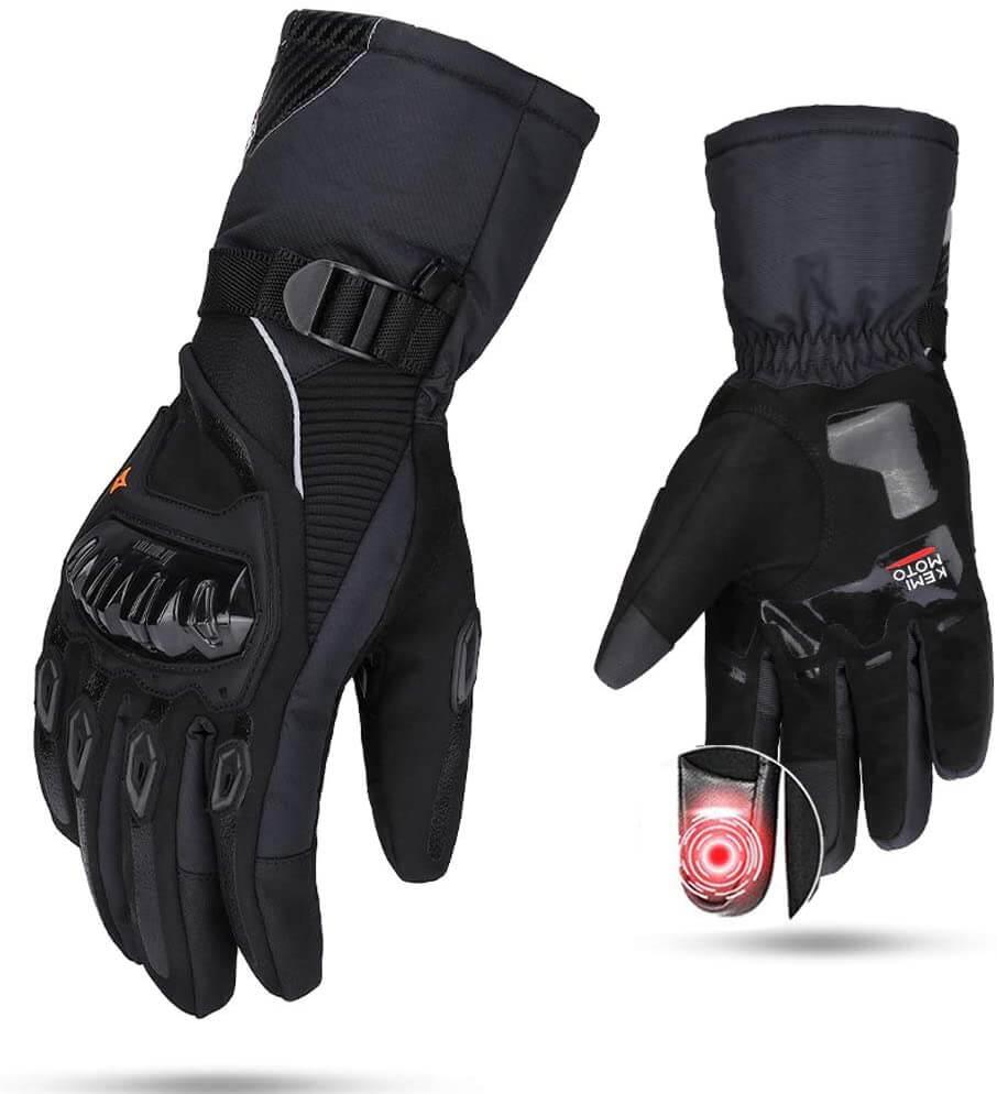 best cheap motorcycle gloves under 50