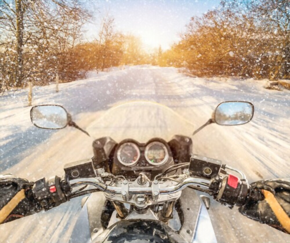 Motorcycling in the Winter