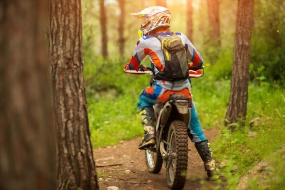 why Dirt Bikes are illegal in INDIA