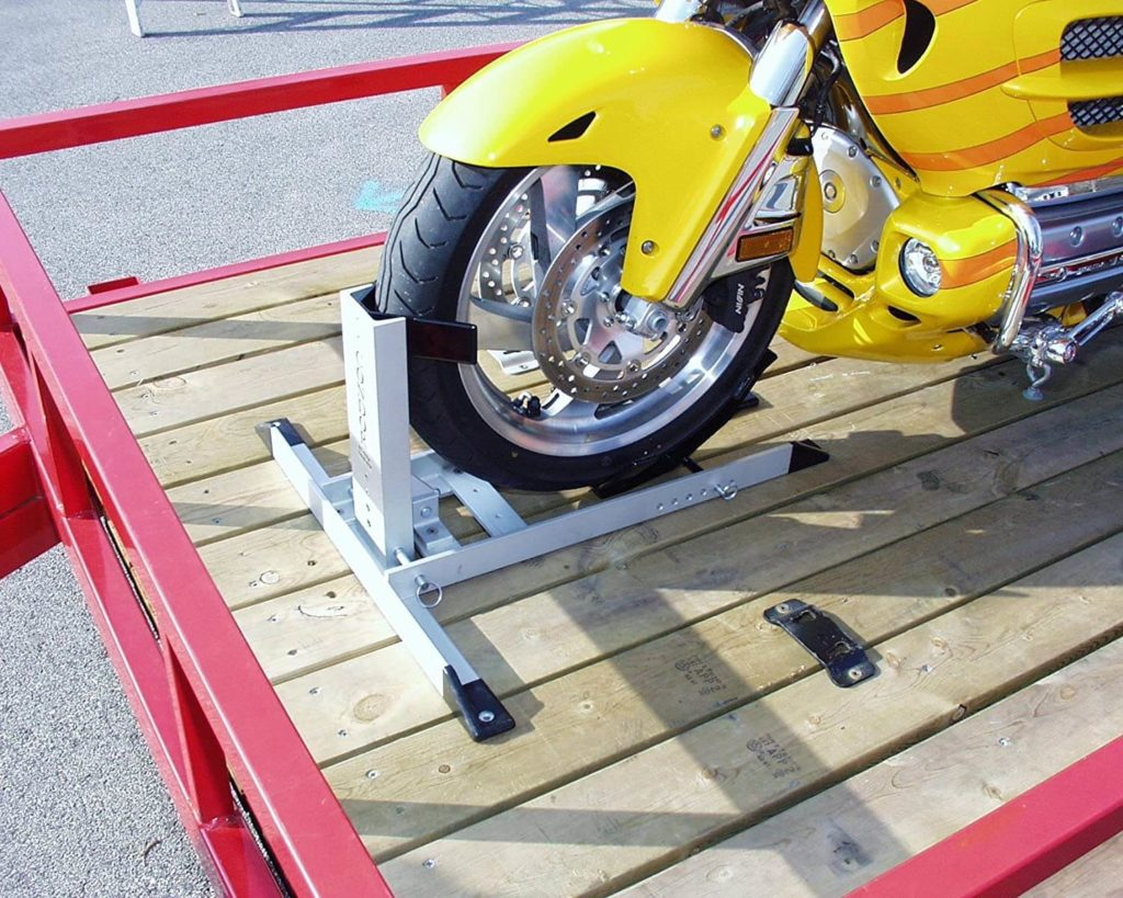 Why put a Motorcycle on a Stand