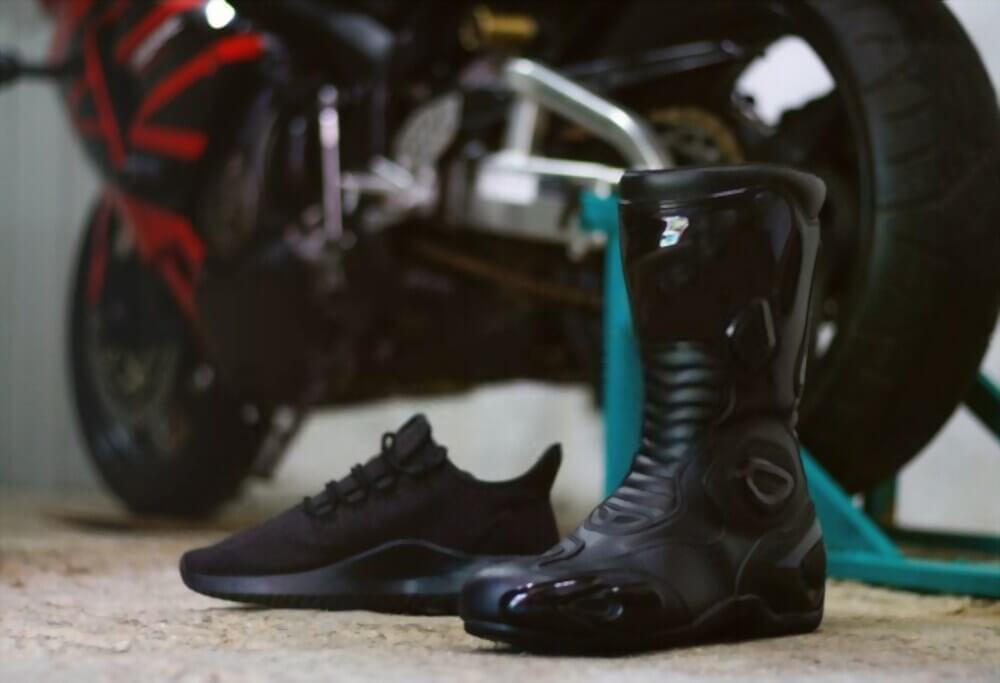 What makes Motorcycle Boots Different