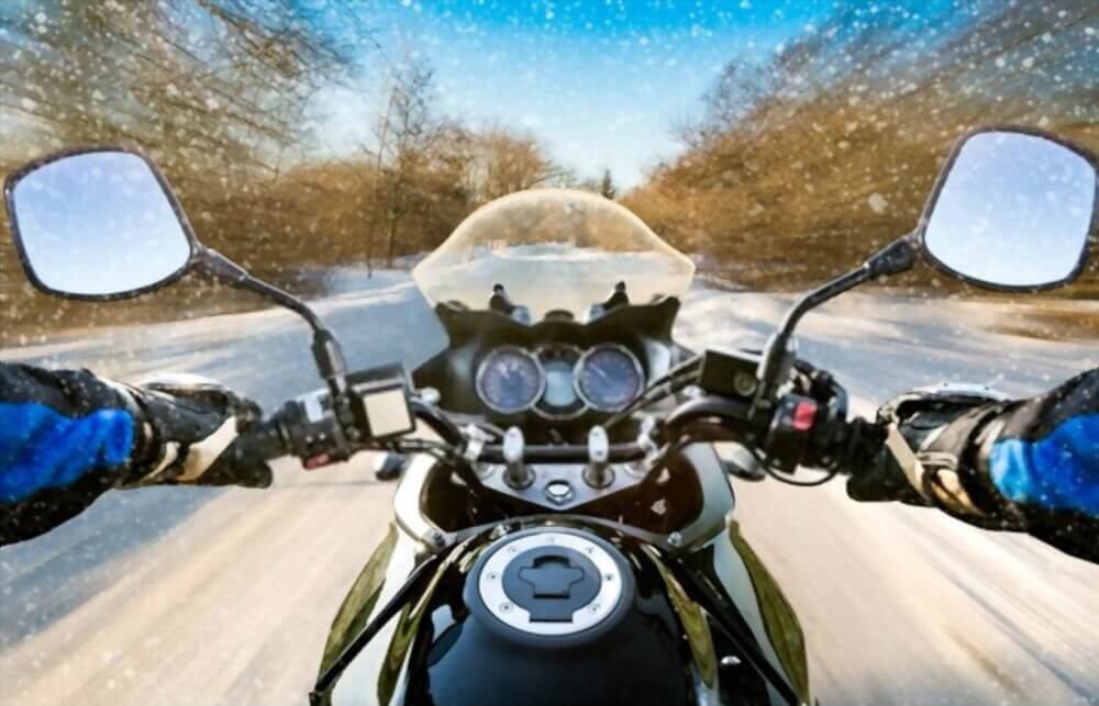 Is it Safe to Ride a Motorcycle in the Winter