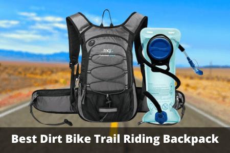 Best Dirt Bike Trail Riding Backpack
