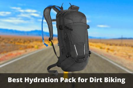 Best Hydration Pack for Dirt Biking