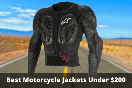Best Motorcycle Jackets Under $200