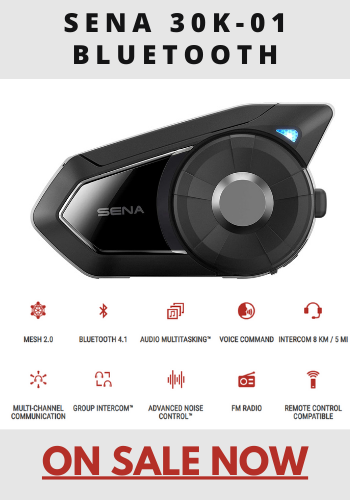 SENA 30K-01 Bluetooth Sale Page