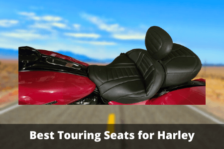 Best Touring Seats for Harley Davidson Motorcycles