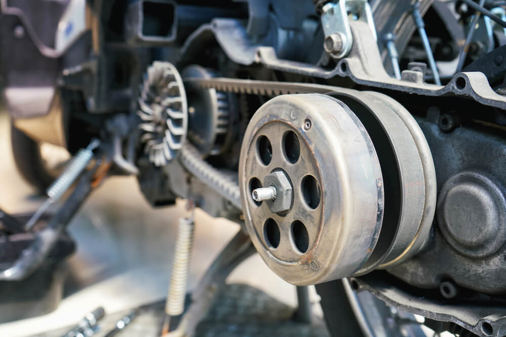 types of motorcycle transmission