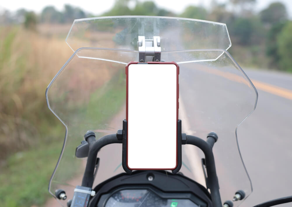 how to keep your face warm on a motorcycle