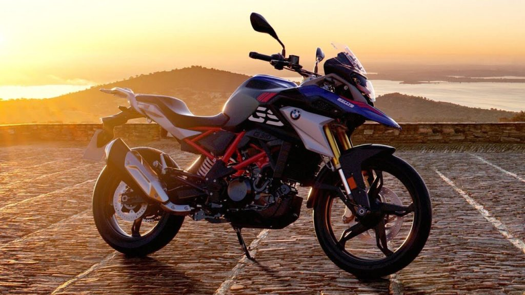 Lightweight Touring Motorcycles