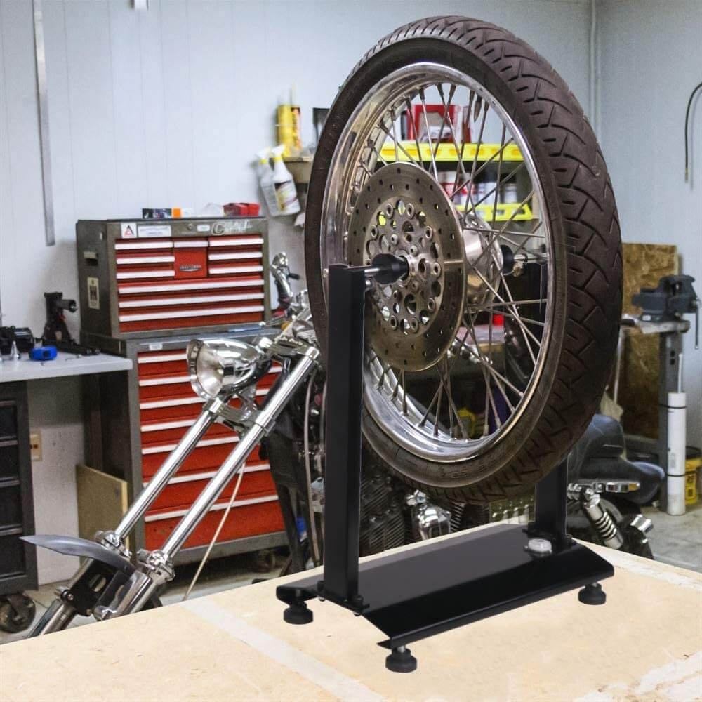 Best Motorcycle Wheel Balancing Stand
