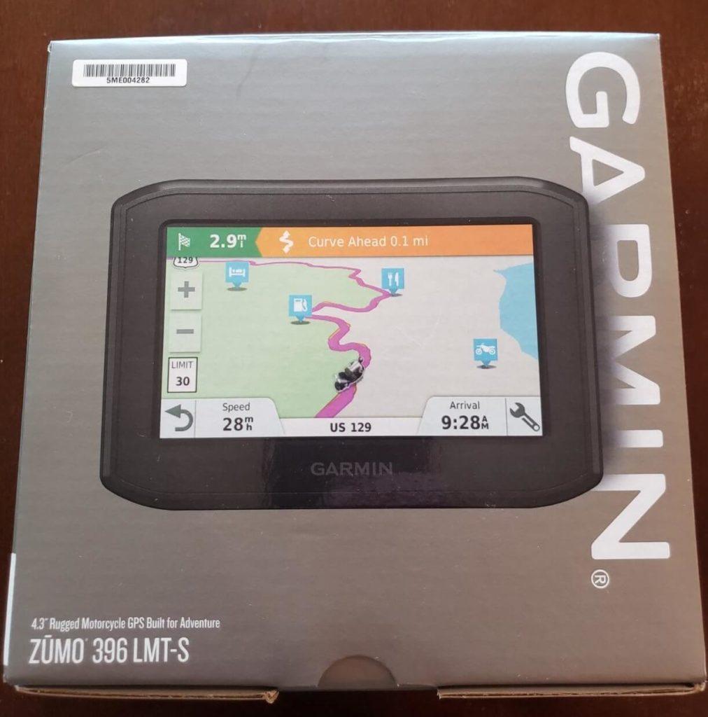 Garmin Zumo 396LMT-S GPS Guide