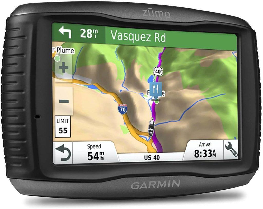 Garmin Zumo 595LM GPS