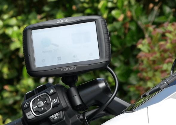 Garmin Zumo 595LM GPS review