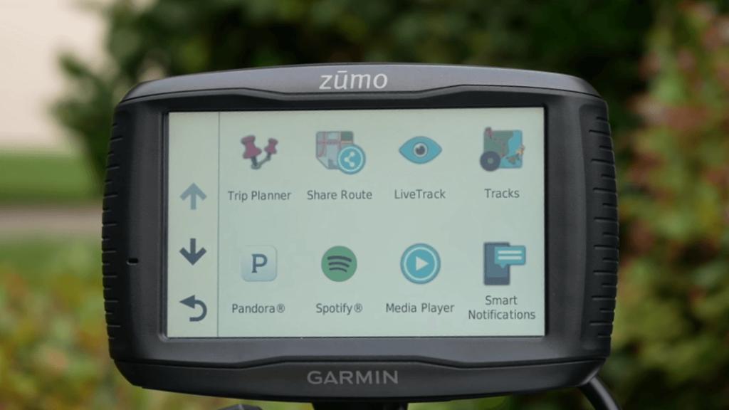 Garmin Zumo 595LM Review