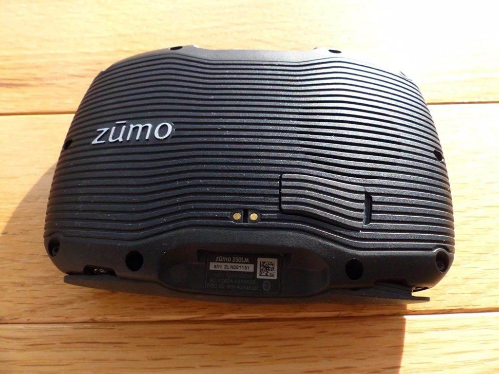 review of Garmin Zumo 350LM