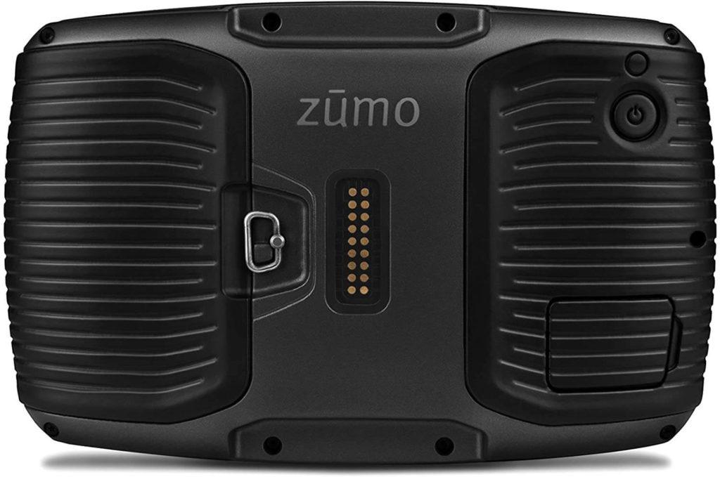 review of Garmin Zumo 595LM GPS