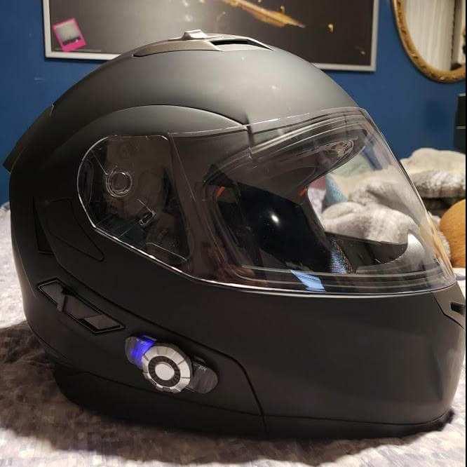 Freedconn BM2-S Bluetooth Helmet review