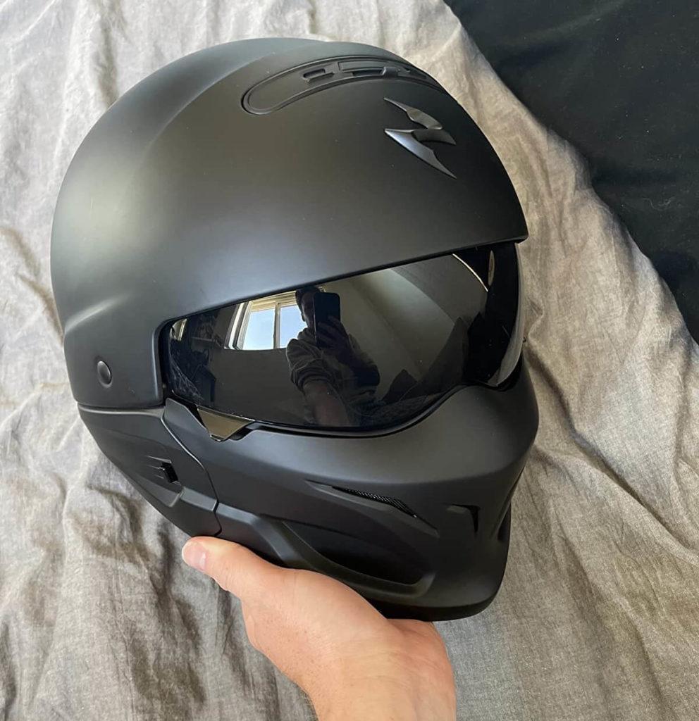 Ownership review of Scorpion Covert Helmet