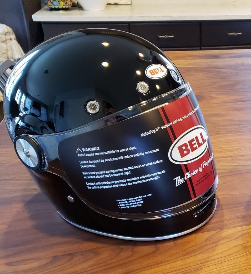 Bell Bullit Low Profile full face helmet